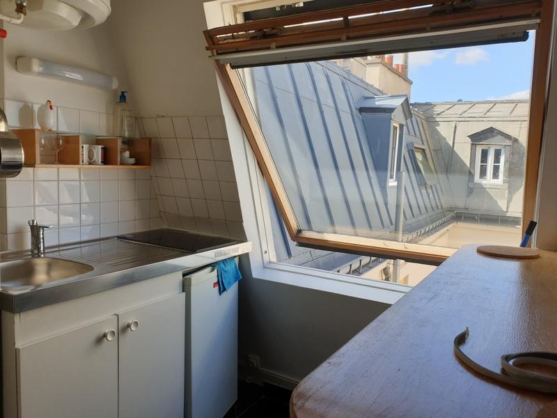 LIEGE Paris 8° Appartement 1 pièce(s) 20 m2