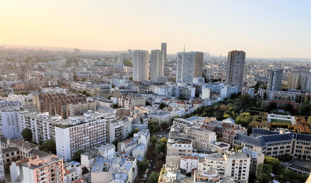 Paris 13° Appartement  3 pièce(s) 70 m2