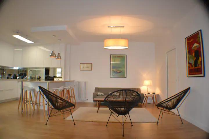 CORENTIN CELTON ISSY LES MX Appartement  5 pièce(s) 87 m2