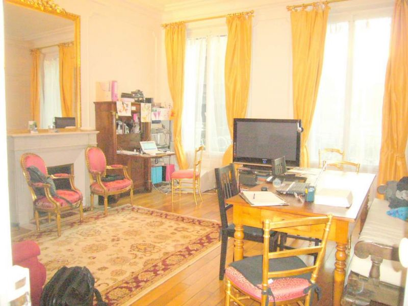 HUISSIERS Appartement Neuilly Sur Seine 3 pièce(s) 77 m2