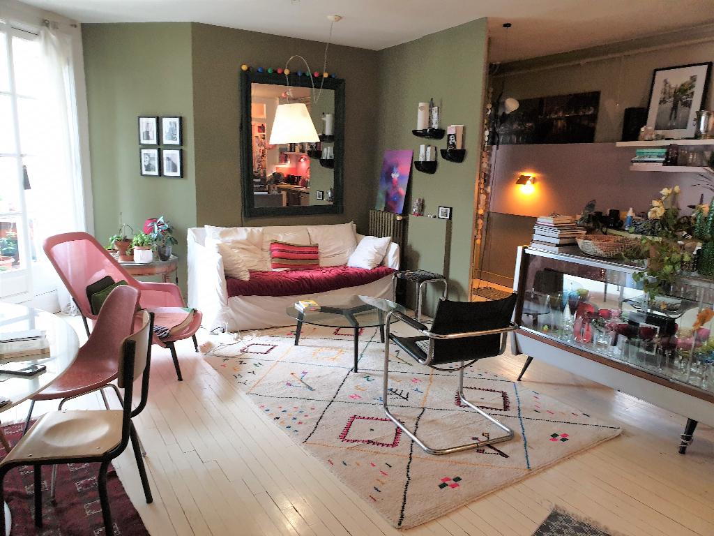 ISSY LES MX Corentin Celton Appartement  5 pièce(s) 86 m2