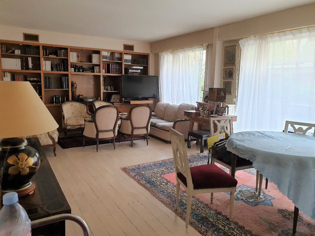 Neuilly Bagatelle Appartement  5 pièce(s) 93 m2