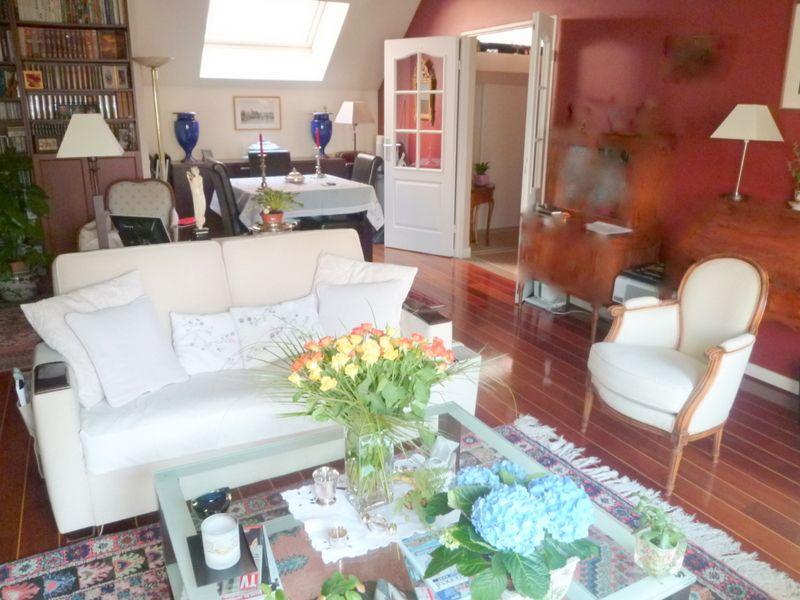 Suresnes  Mairie Appartement 4 pièce(s) 83 m2