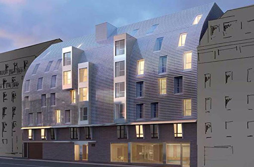 Appartement Rennes 5 pièce(s) 128 m2