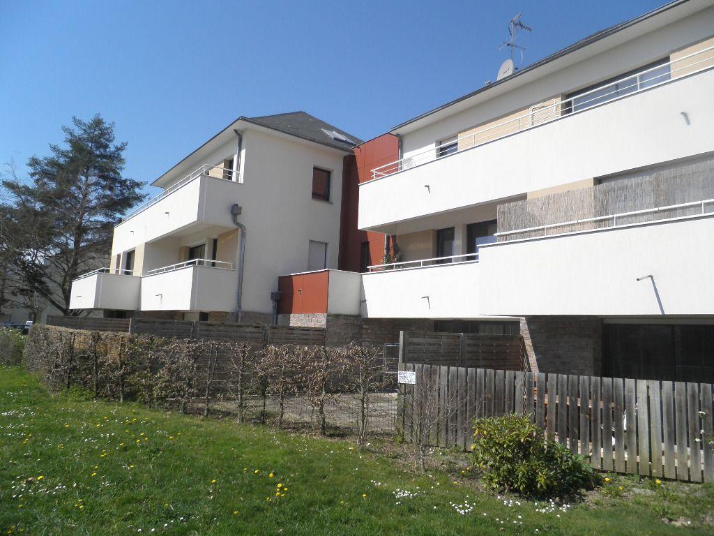 Le Rheu appartement 3 pièces centre commune