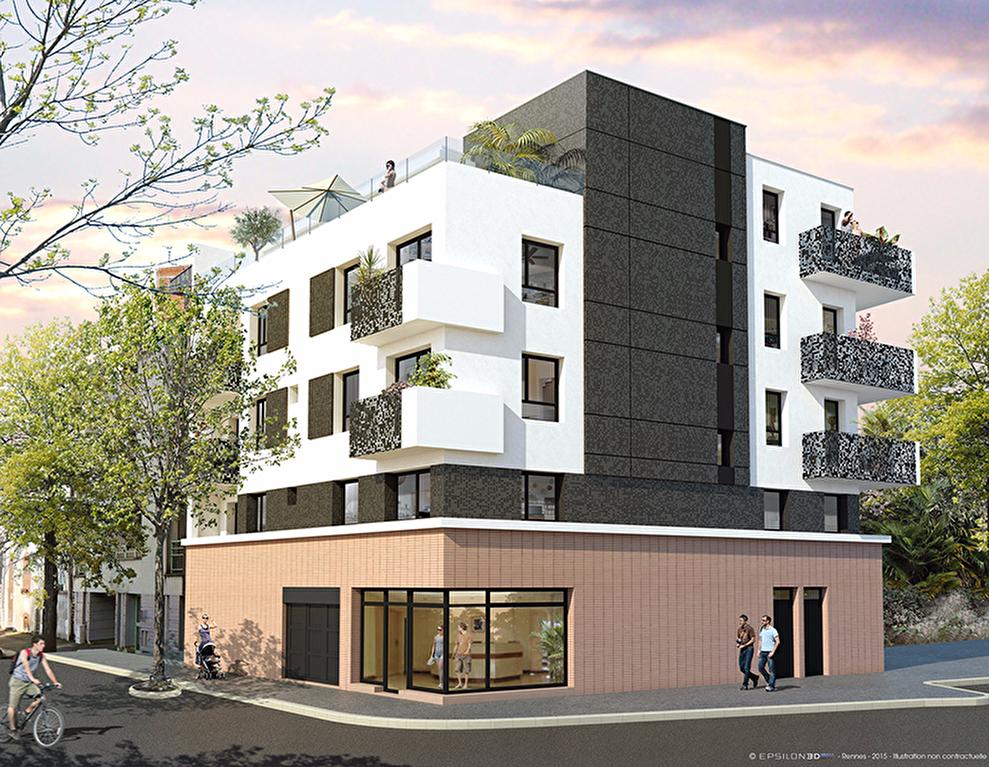 Appartement Rennes 3 pièce(s) 62.80 m2