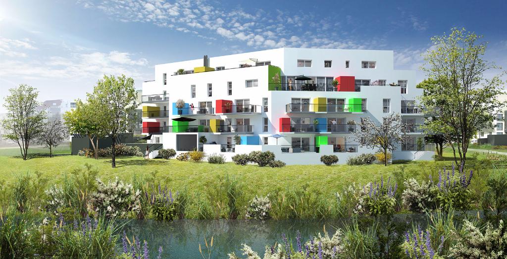 Appartement Rennes 5 pièce(s) 89 m2