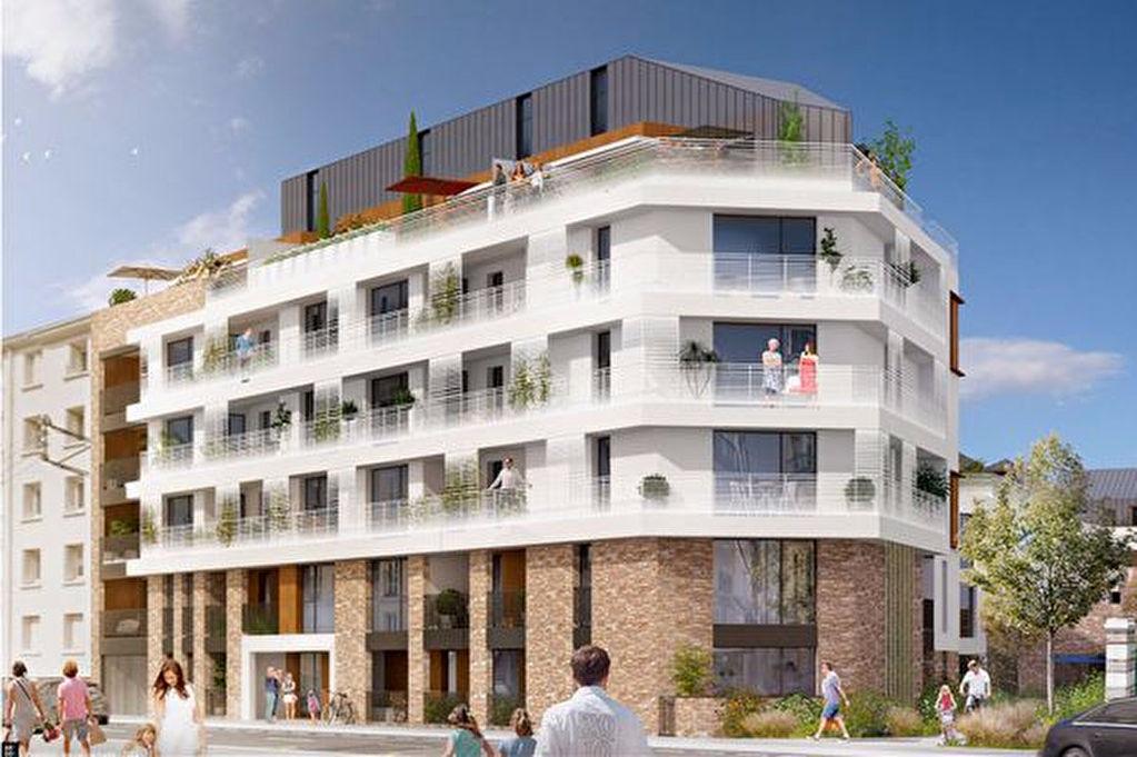 Appartement Rennes 4 pièce(s) 76 m2