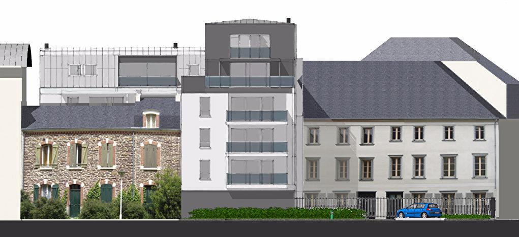 Appartement Rennes 1 pièce(s) 38.84 m2