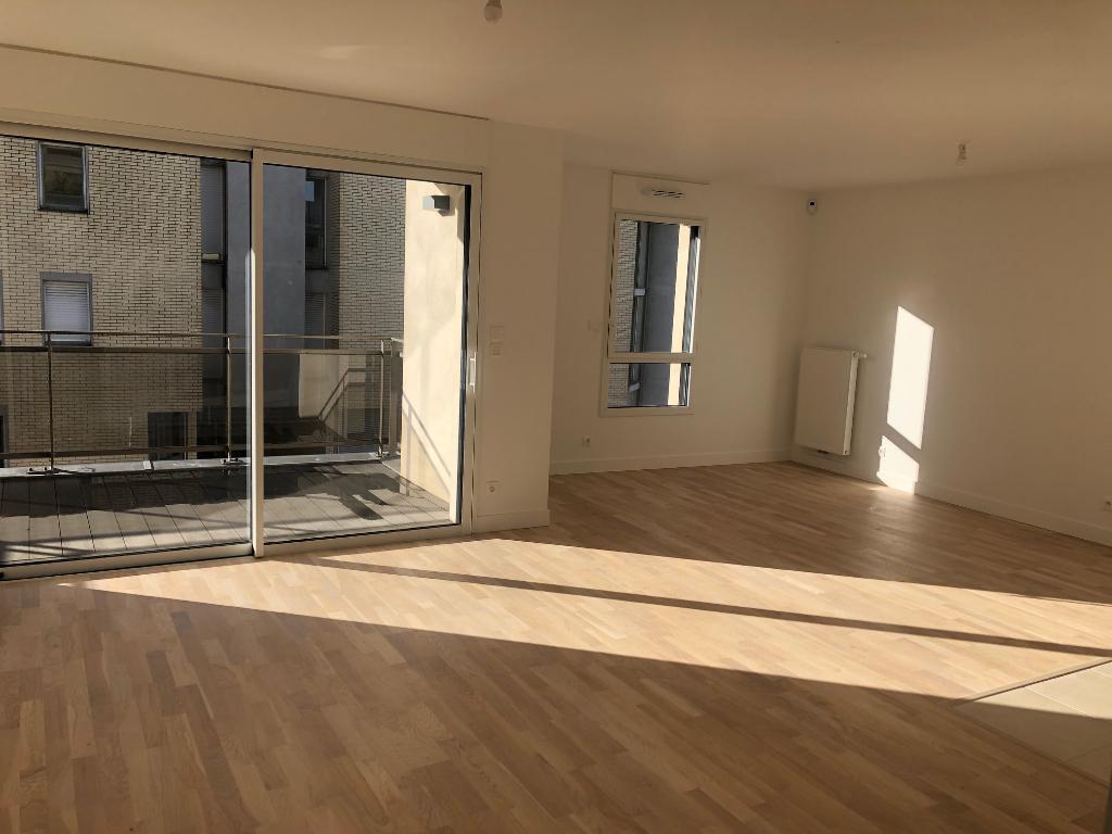 Vente Appartement Rennes 35000 4 Pièces