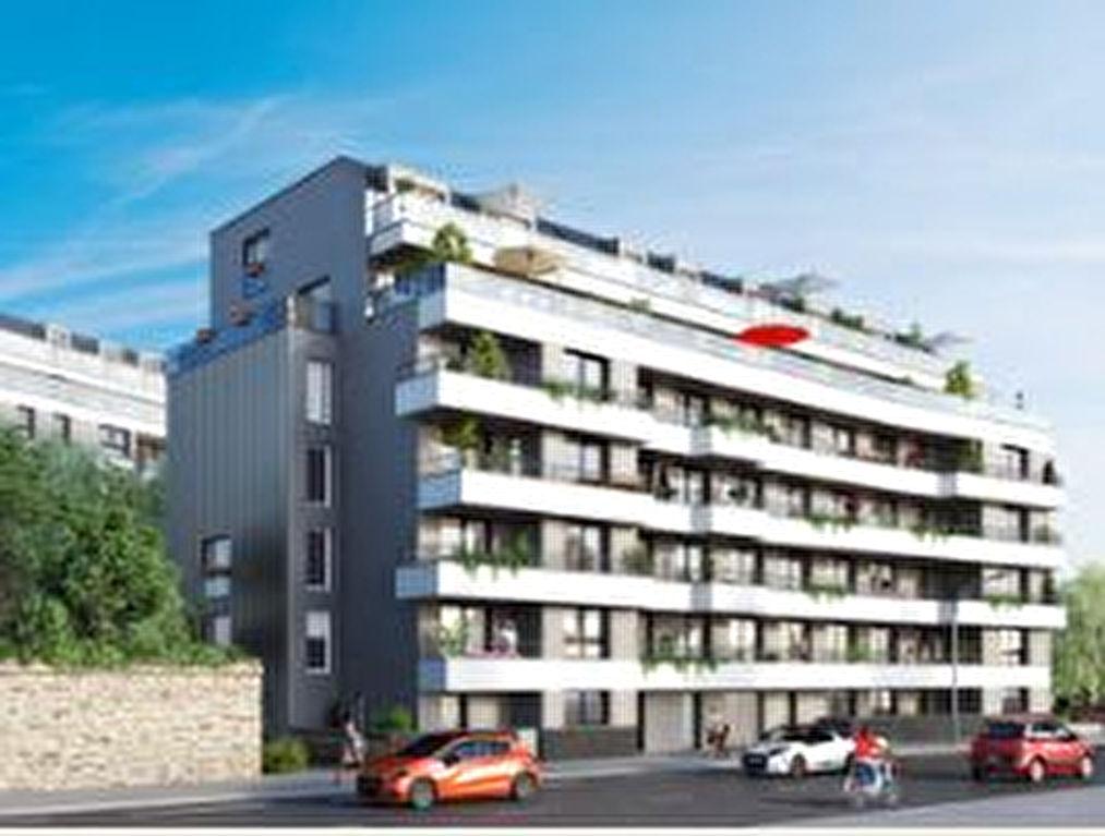 Appartement Rennes 2 pièce(s) 36 m2