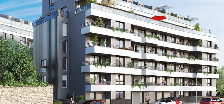 Appartement Rennes 4 pièce(s) 78 m2