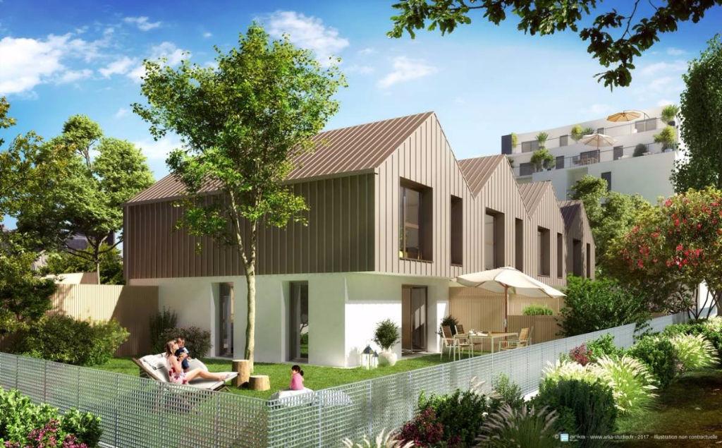 Vente Maison Rennes 35000 4 Pièces