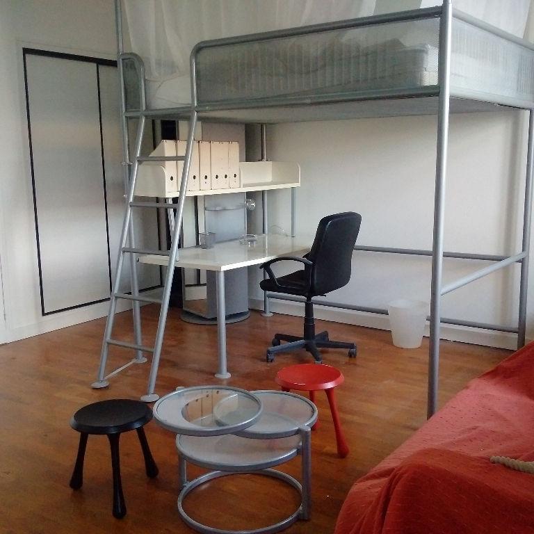 A LOUER- STUDIO avec mise à disposition de meuble - Centre Historique
