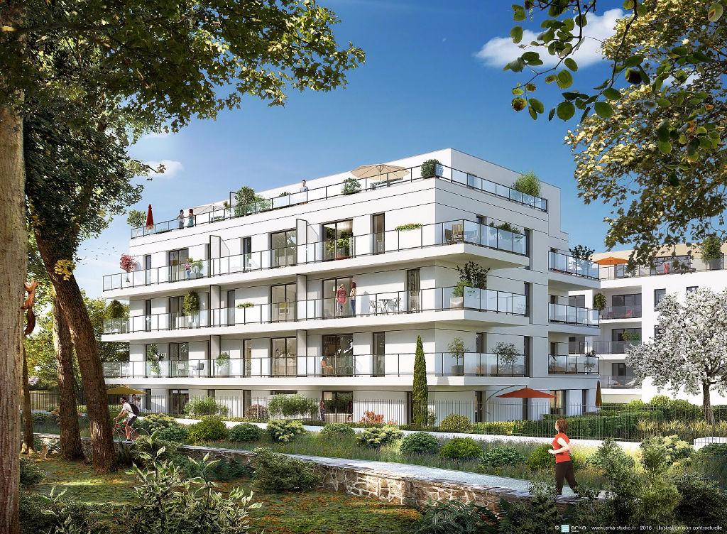 Appartement Rennes 4 pièce(s) 87 m2