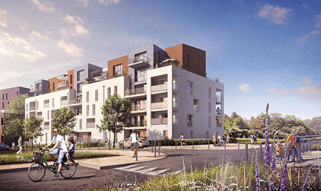Appartement Rennes 4 pièce(s) 79 m2