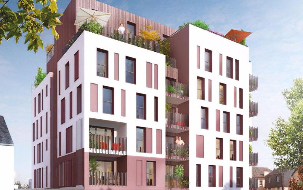 Appartement Rennes 3 pièce(s) 62 m2