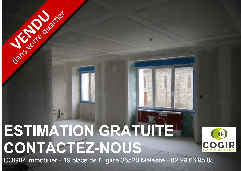 Appartement Melesse 3 pièce(s) 71 m2