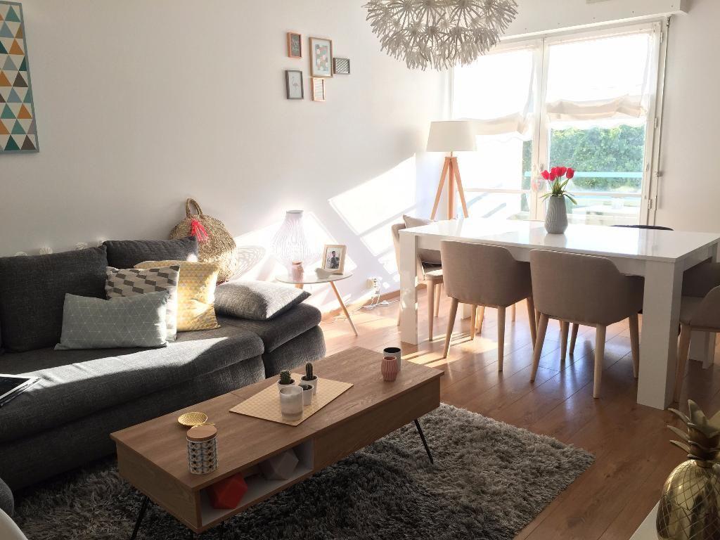 Rennes Appartement coup de coeur.  Type 2 au calme