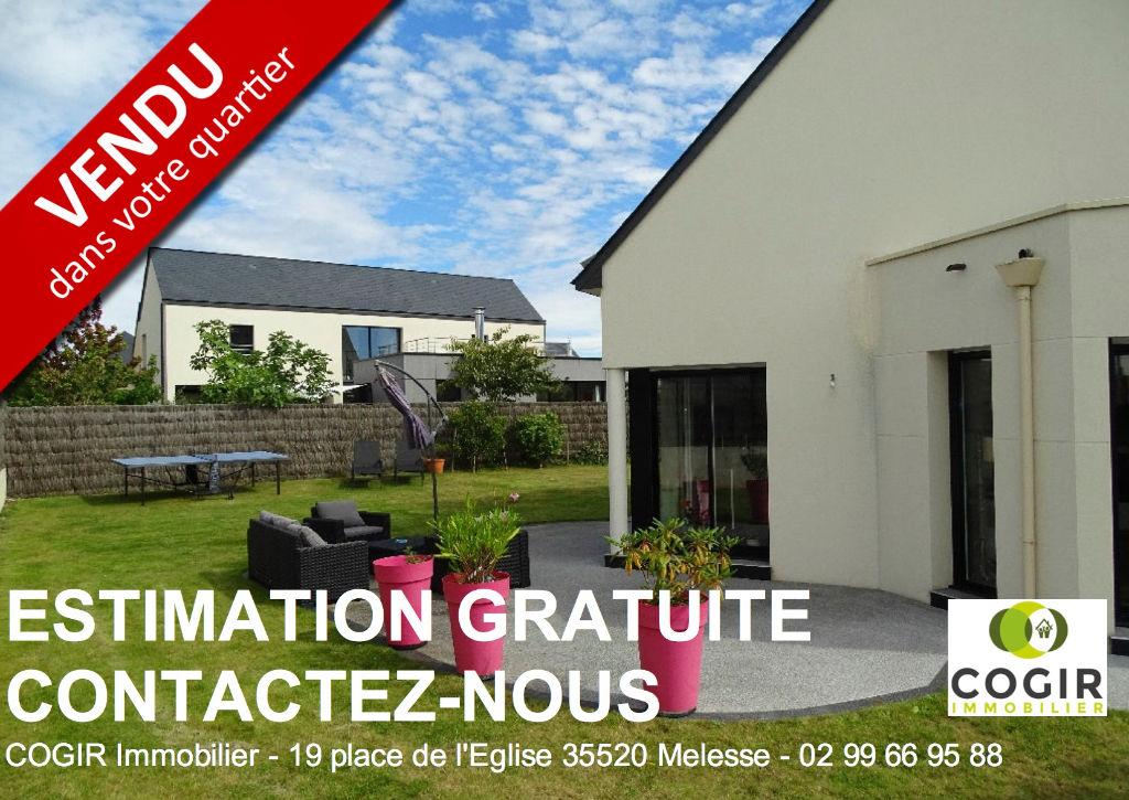 Maison Saint Gregoire 7 pièce(s) 170 m2