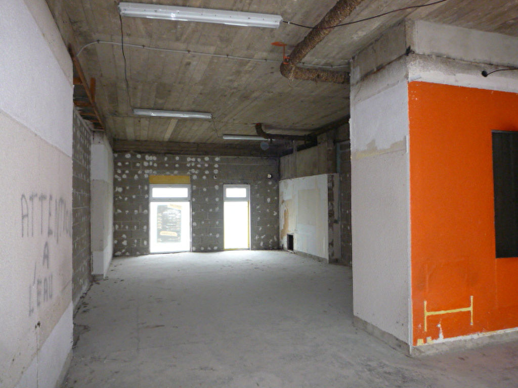 RENNES SUD - LOCAL COMMERCIAL A VENDRE