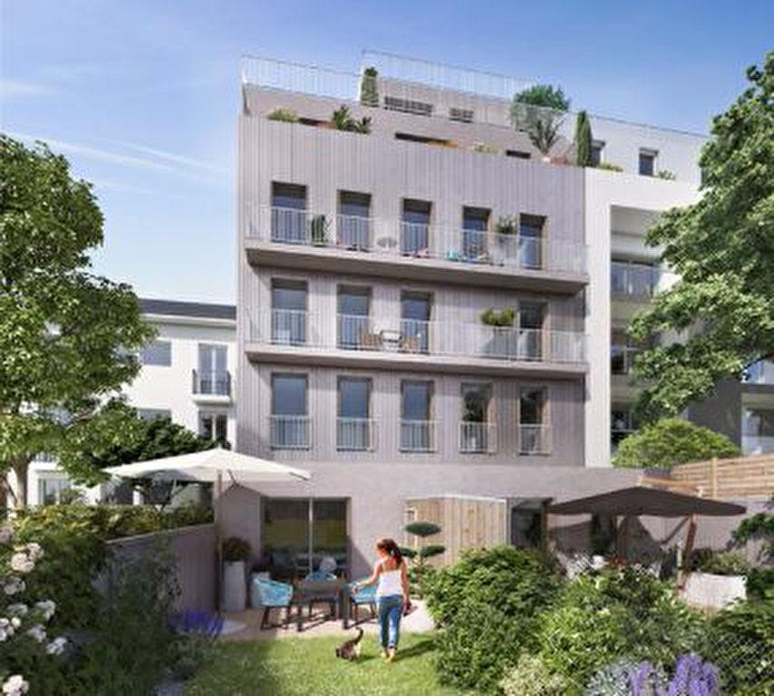 Appartement Rennes 1 pièce(s) 26 m2
