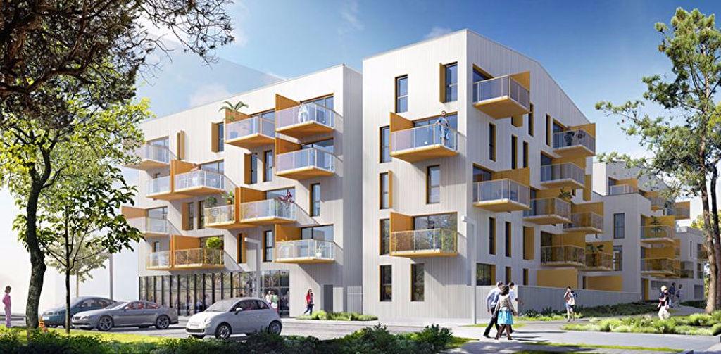 Appartement Chantepie 4 pièce(s) 74 m2