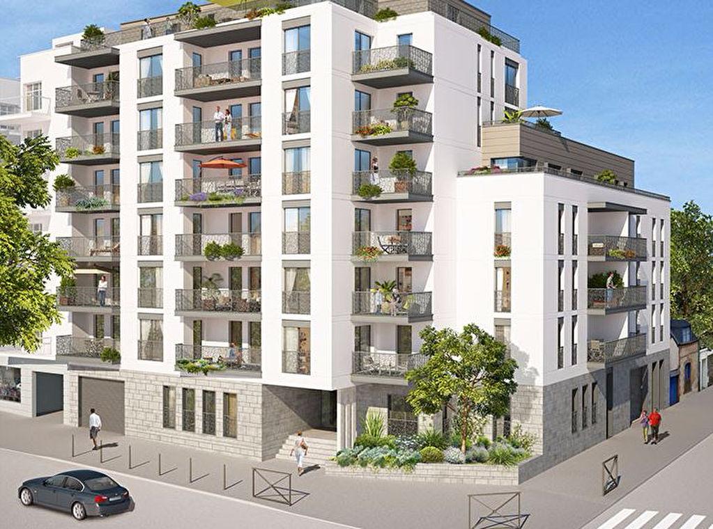 Appartement Rennes 4 pièce(s) 108 m2
