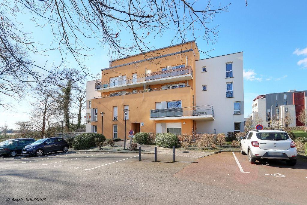 EXCLUSIVITÉ COGIR Appartement T3 TOIT TERRASSE THORIGNE FOUILLARD