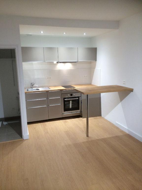 Appartement La Meziere 2 pièce(s) 35 m2
