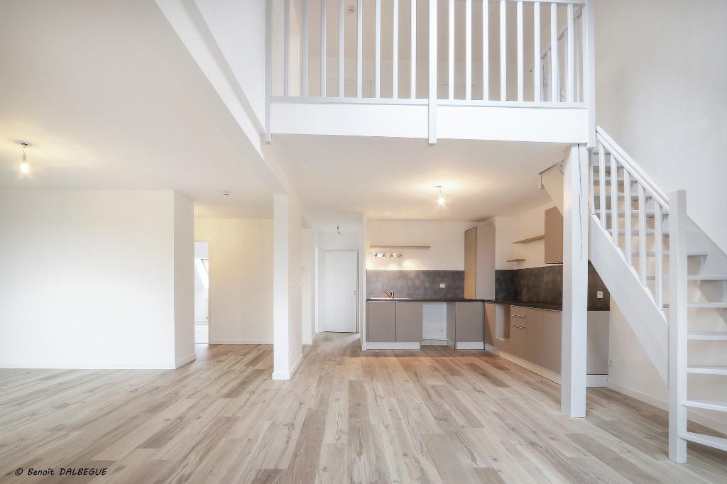 Appartement Saint Gilles 6 pièces 101.75 m²