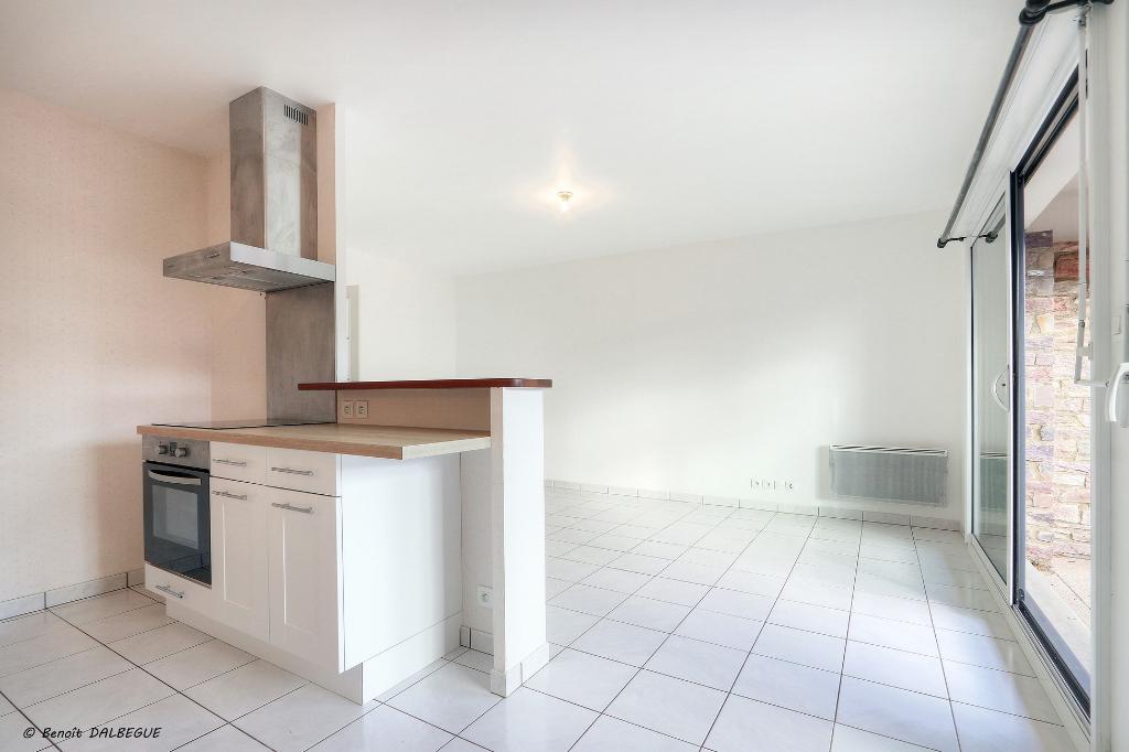 Appartement Le Rheu 2 pièce(s) 47.4 m2 avec garage