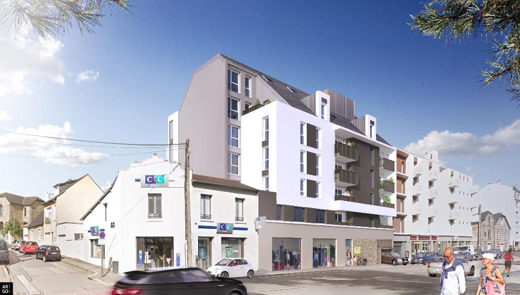 RENNES - Rue de Vern - Local Commercial