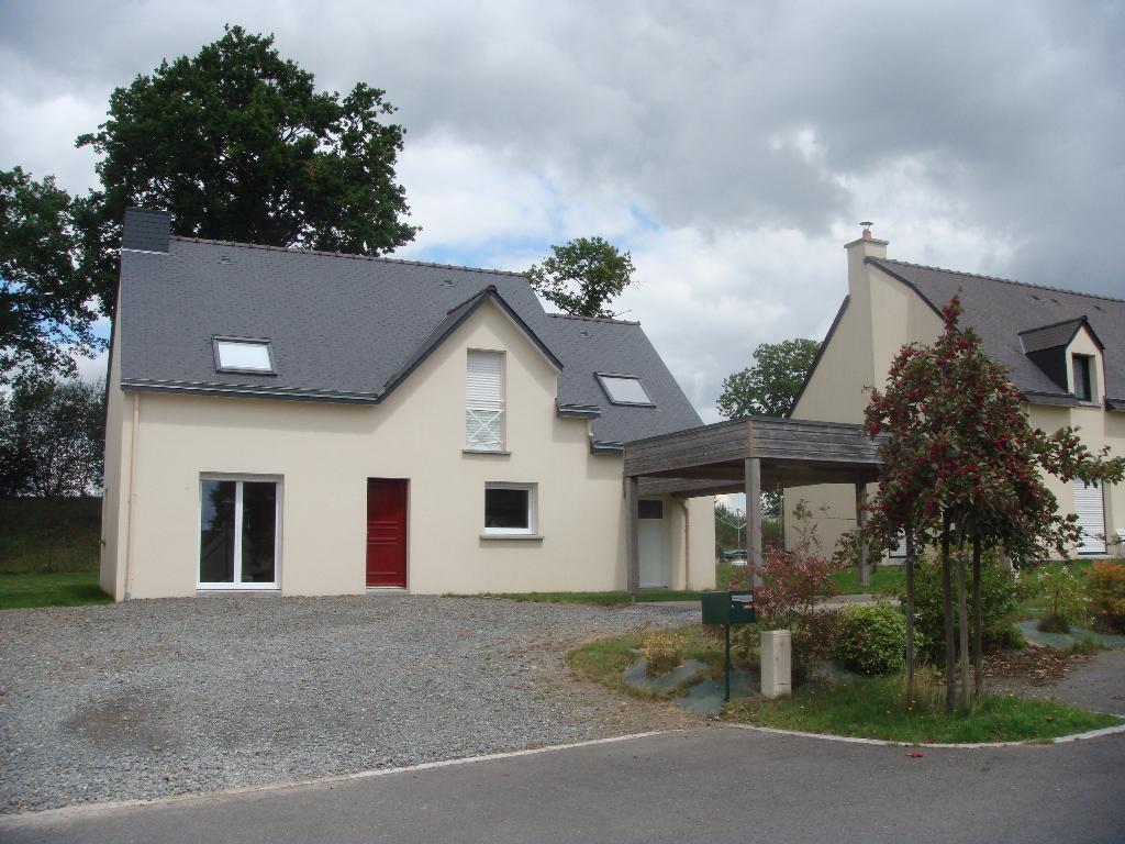 Maison Saint Germain Sur Ille 6 pièce(s) 120 m2