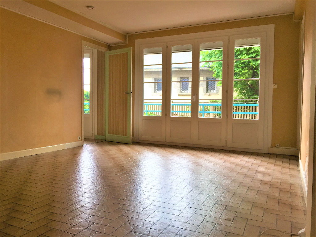 Appartement Type 4 - Fougères centre-ville