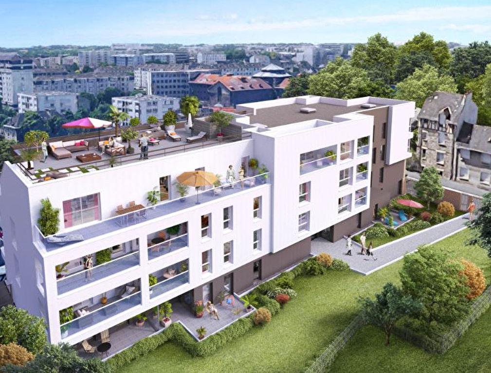 Appartement Rennes 5 pièce(s) 100 m2
