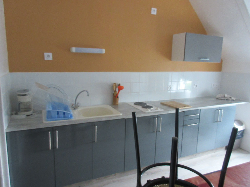 Appartement MEUBLE Fougeres 2 pièce(s) 30 m2