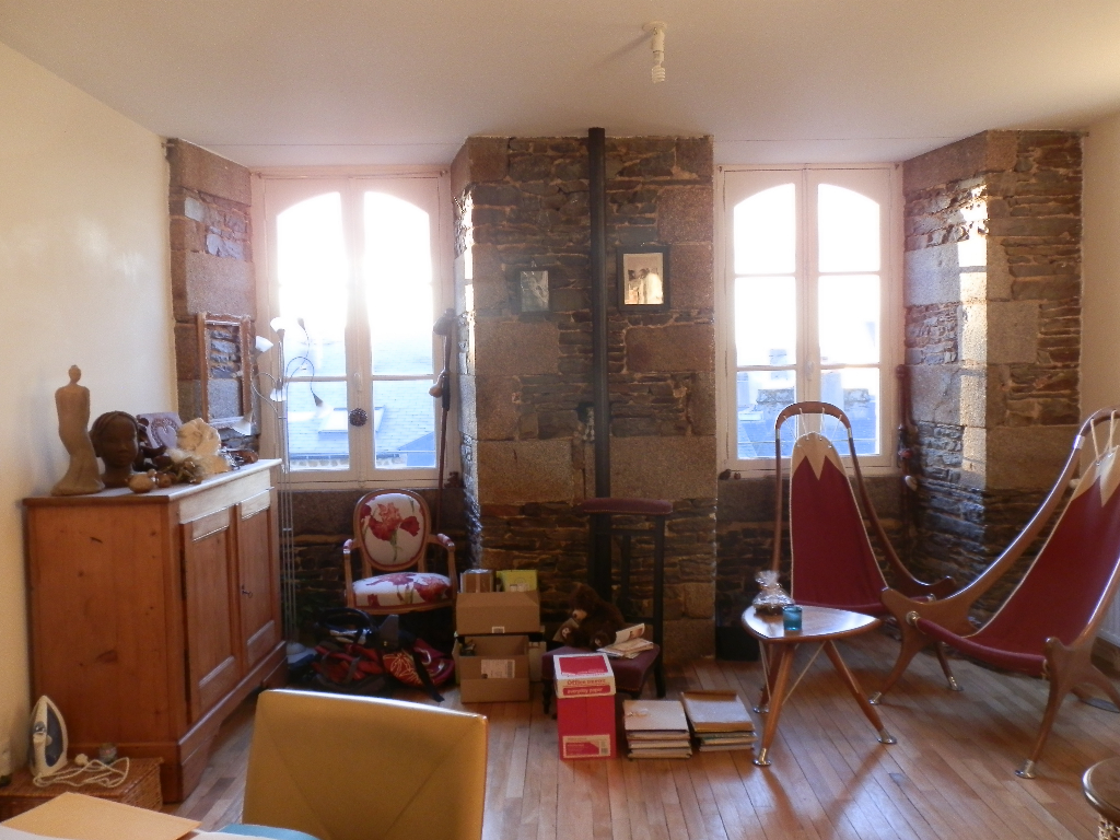 Appartement Fougeres 2 pièce(s) 48 m2