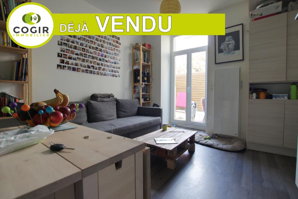 Appartement Melesse 2 pièce(s) 30.54 m2