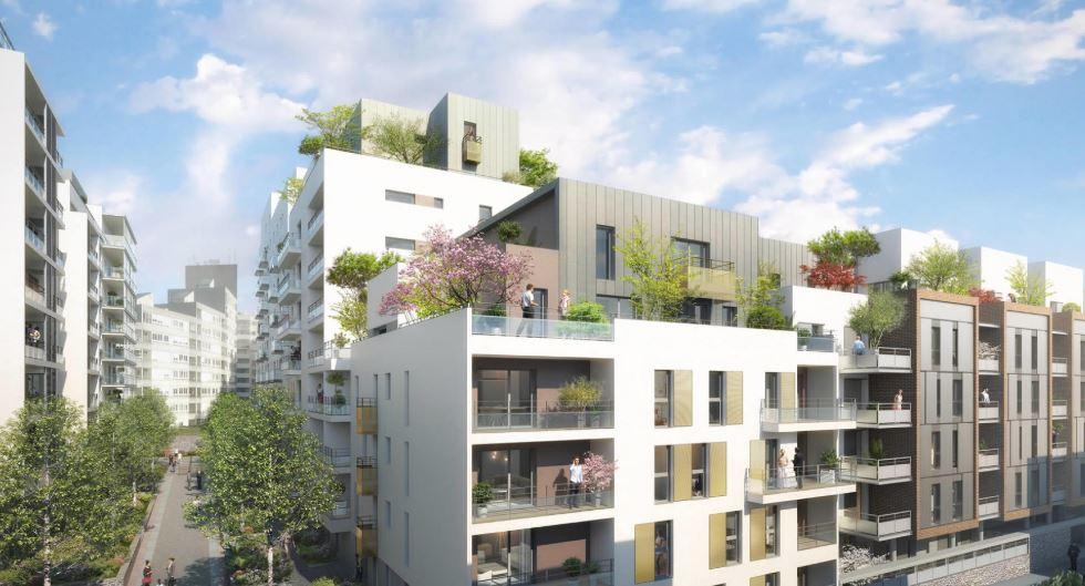 Appartement Rennes 4 pièce(s) 83 m2