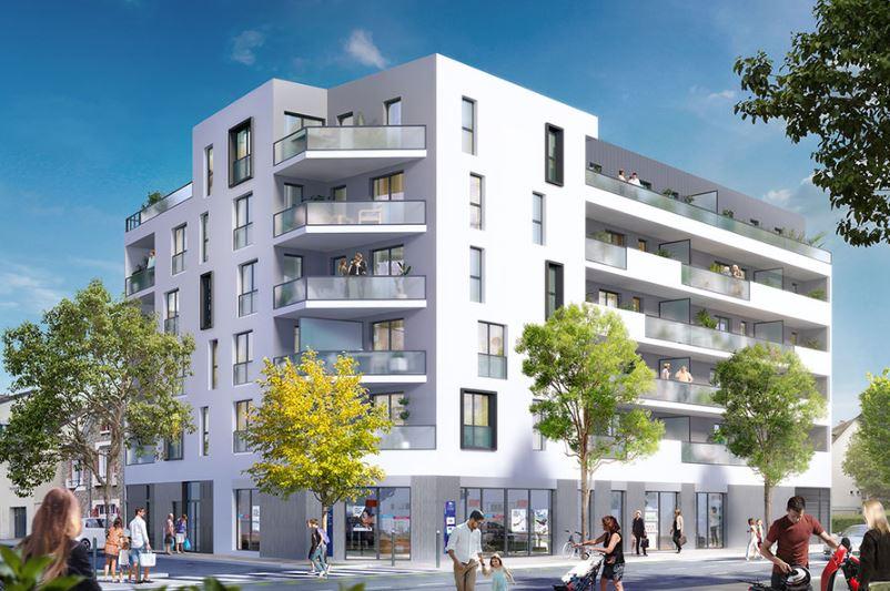 Appartement Rennes 4 pièce(s) 90 m2
