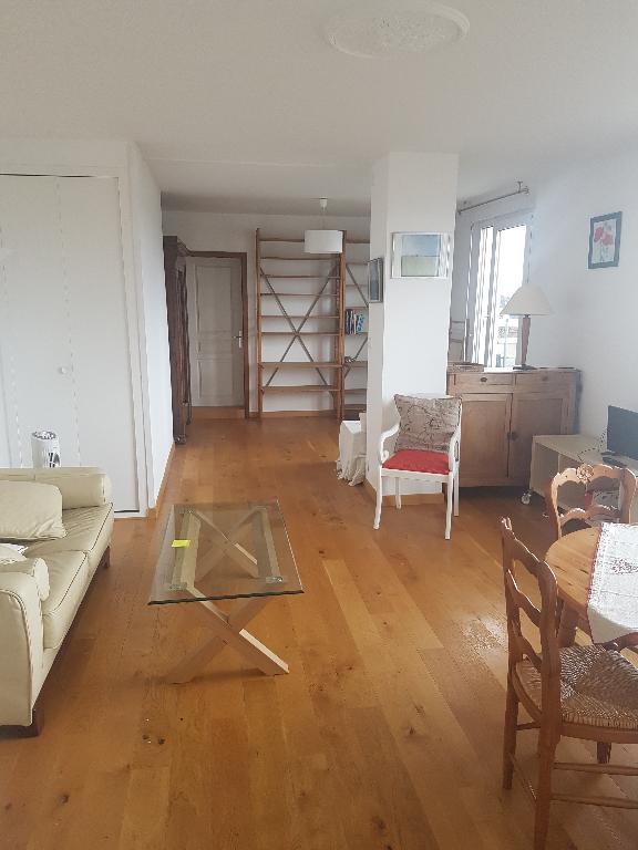 A LOUER - grand T2 meublé avec garage  et balcon - RENNES  CENTRE quartier COLOMBIER