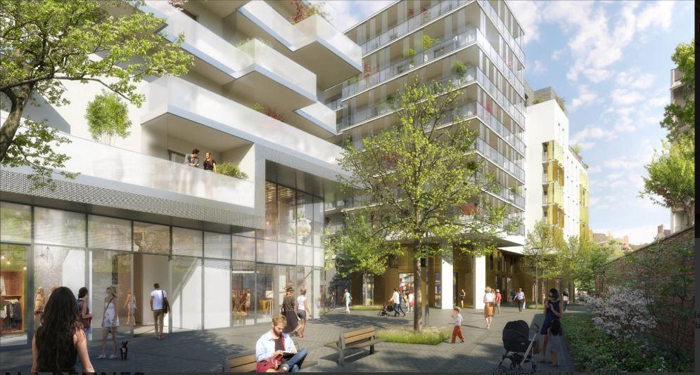 Appartement Rennes 4 pièce(s) 85 m2