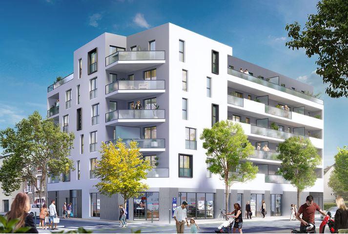 Appartement Rennes 3 pièce(s) 66 m2