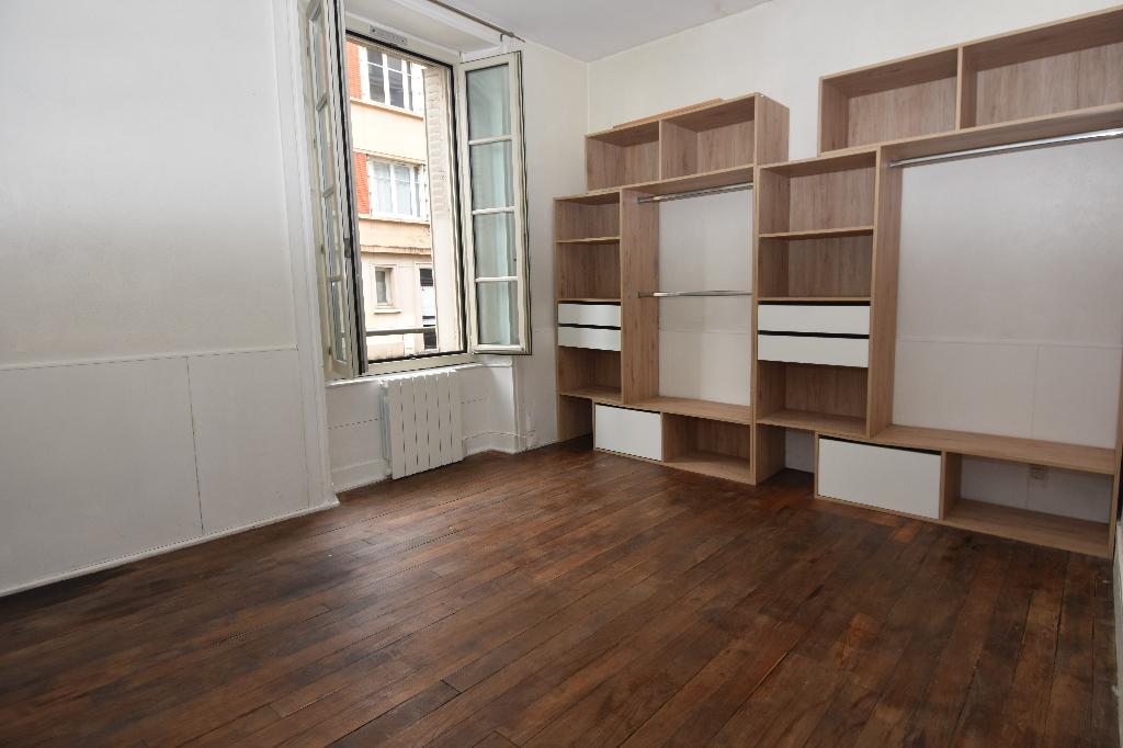RENNES CENTRE Appartement  2 pièce(s) 34.42 m2