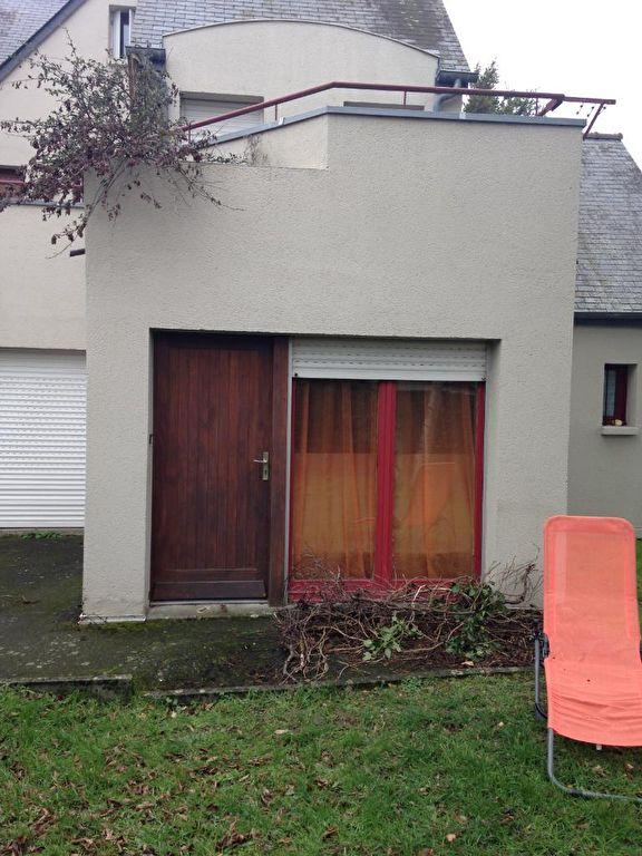 Appartement Rennes 1 pièce(s) 18.27 m2