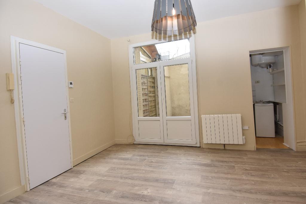 Appartement Rennes centre 2 pièce(s) 26.40 m2