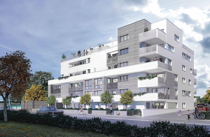 Appartement Rennes 2 pièce(s) 41 m2