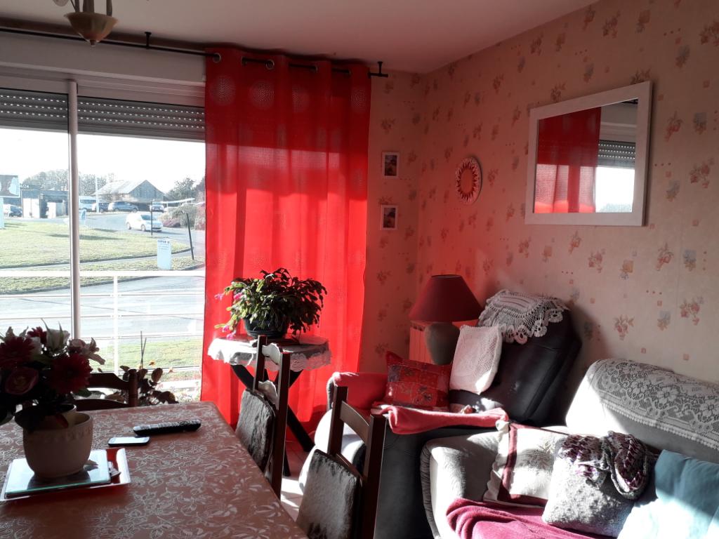 Appartement T3 60m² - Saint Méen Le Grand