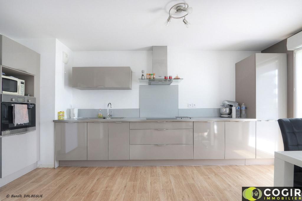 Appartement T4 - RENNES Vezin Le Coquet
